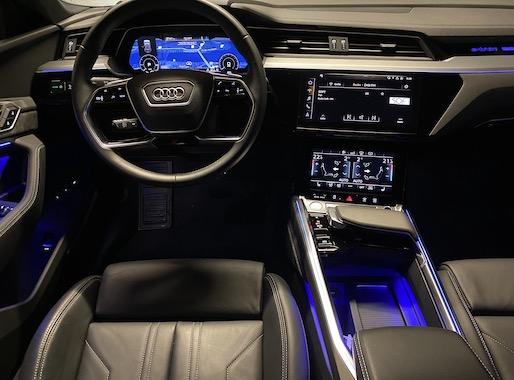 Audi E-tron 55 S-Line