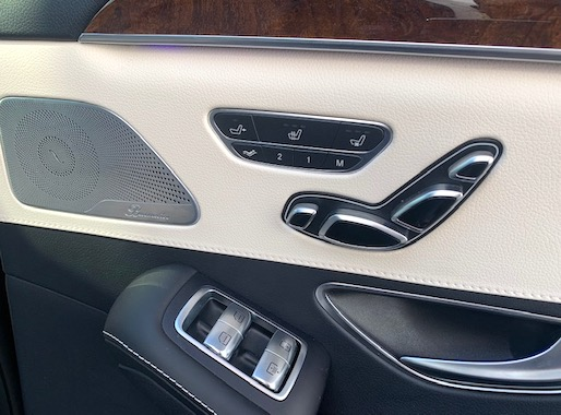 Mercedes S350 4M AMG Lang