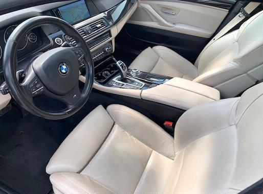 BMW 535d Touring M-sport