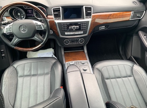 Mercedes GL350 4M AMG