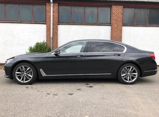 BMW 750dL xDrive