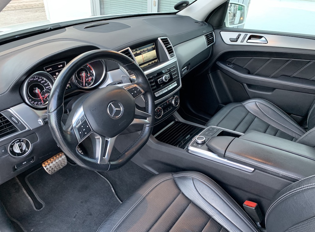 Mercedes ML63 AMG