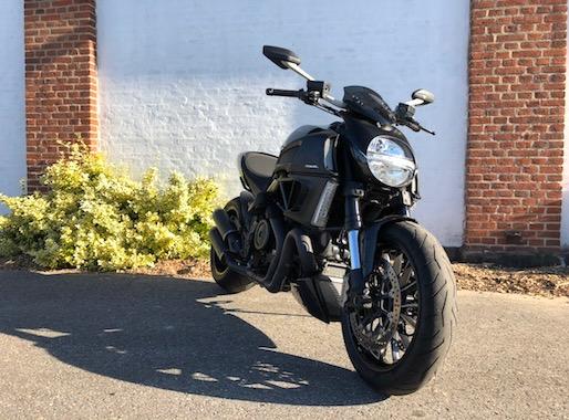 Ducati Diavel Black Edition