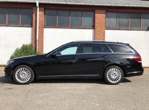 Mercedes E250T CDI Elegance