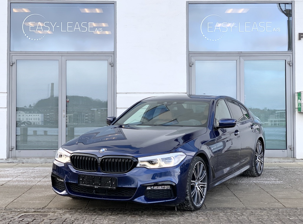 BMW 530d xDrive M-Sport