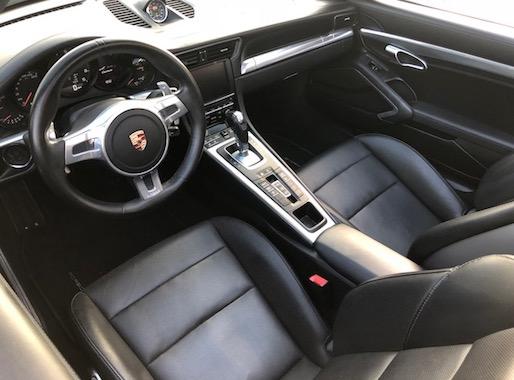 Porsche 991 Carrera 2 Cabriolet