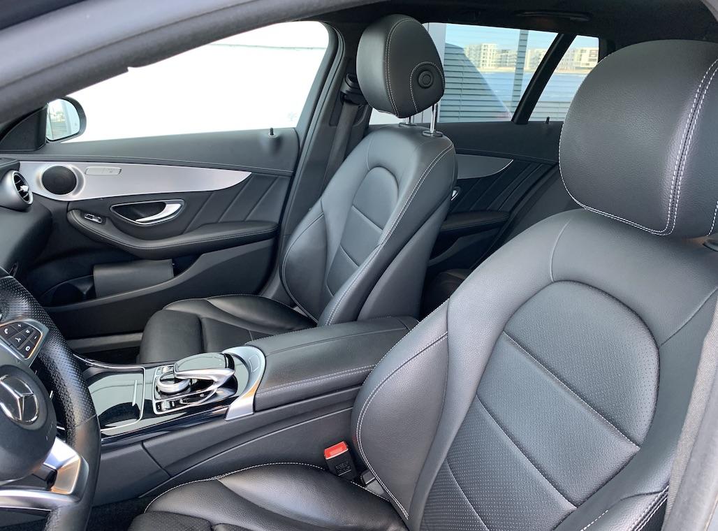 Mercedes C220d AMG