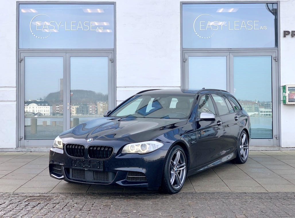 BMW M550d xDrive M-sport