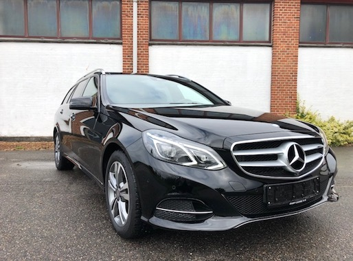Mercedes E220 CDI BT Avantgarde