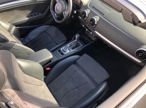 Audi A3 1,8 TFSI Cabriolet