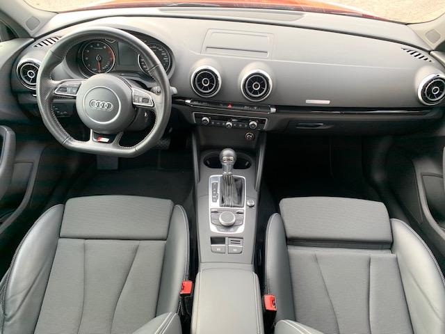 Audi A3 1,8 TFSI Quattro