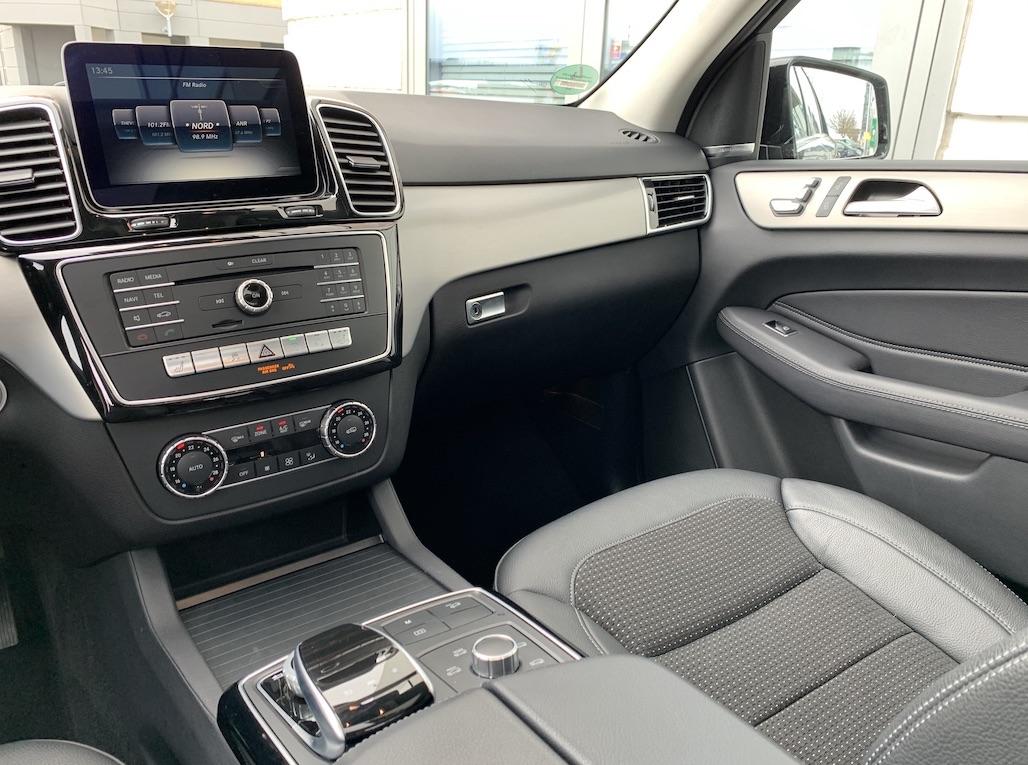 Mercedes GLE350d