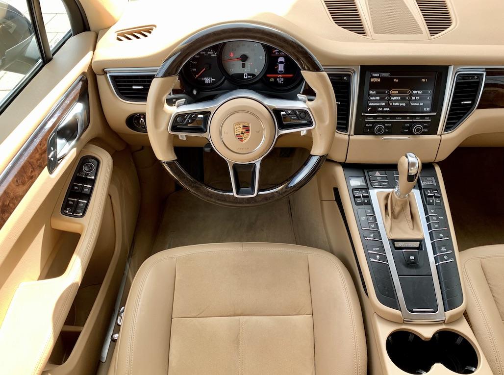 Porsche Macan 3.0 Diesel 4WD