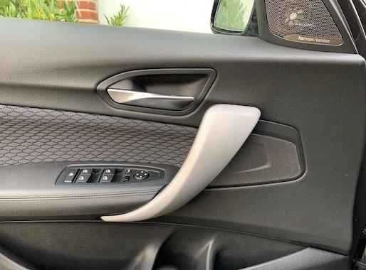 BMW 120d VAN