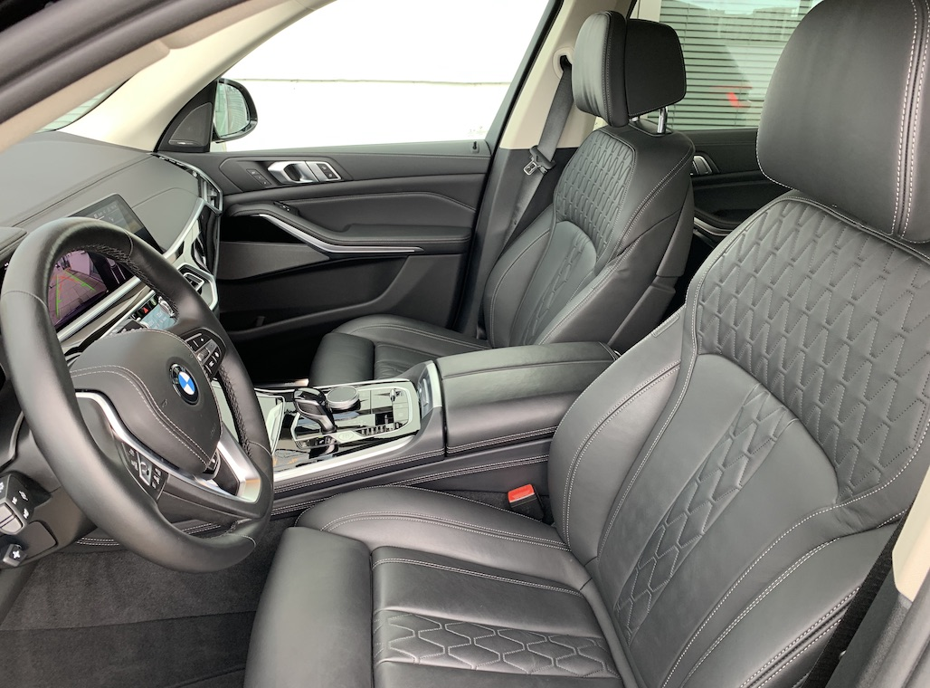 BMW X5 xDrive30d VAN