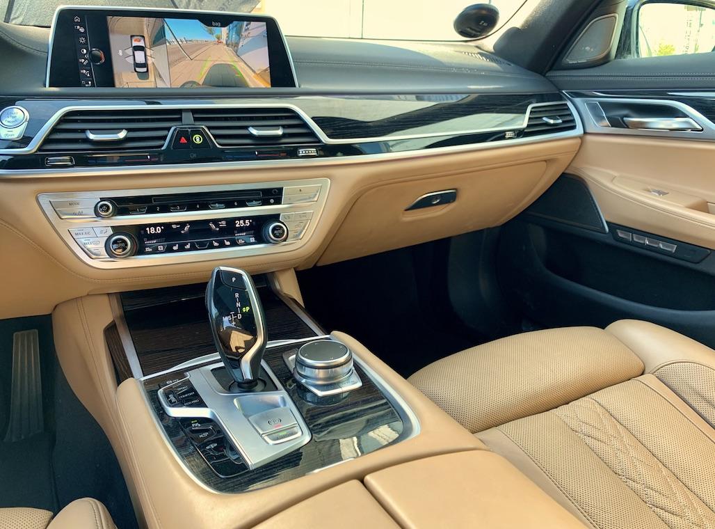 BMW 730d M-sport