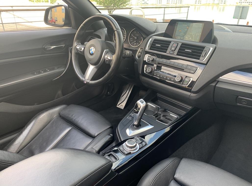 BMW 220d Cab.