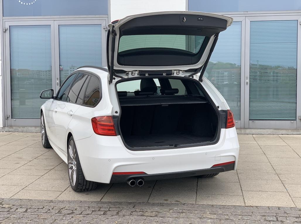BMW 330d Touring M-sport