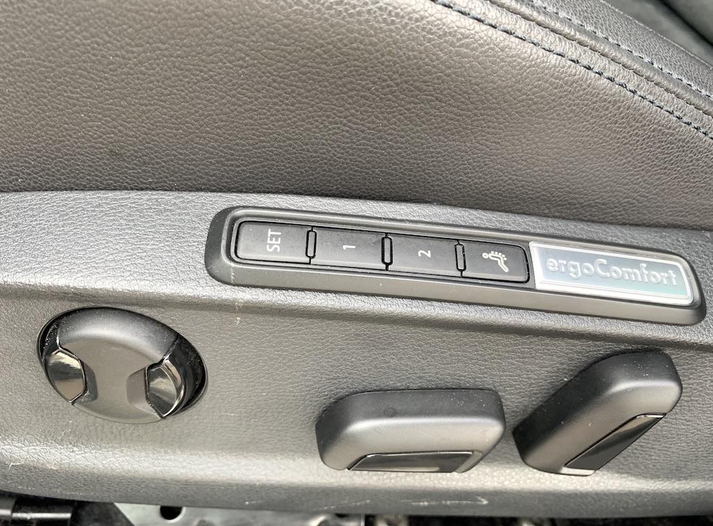 VW Passat 2.0 TDI Highline