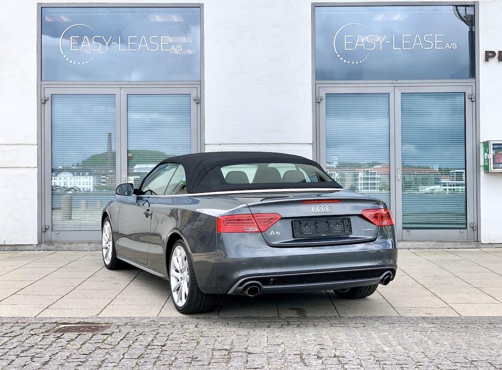 Audi A5 Cabriolet 2.0 TFSI