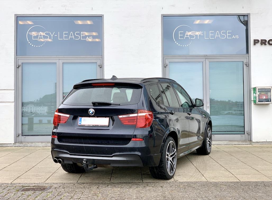 BMW X3 xdrive 35i