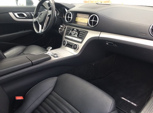 Mercedes SL500 AMG Sport