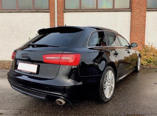 Audi A6 3.0 TDI S-Line Avant Quattro
