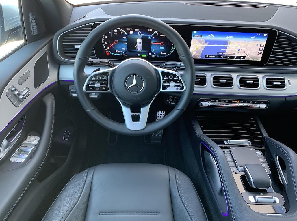 Mercedes GLE350de 4M AMG