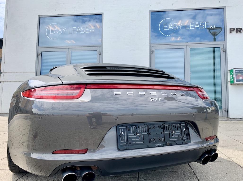 Porsche 991 4S Cab