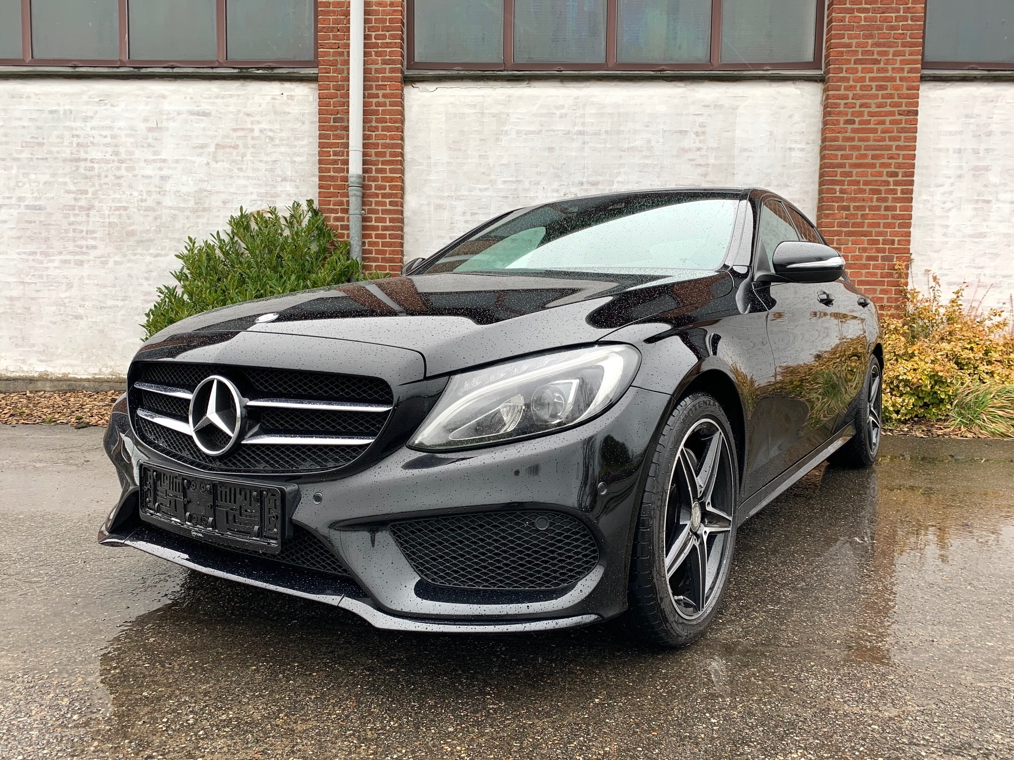 Mercedes C200d BT AMG