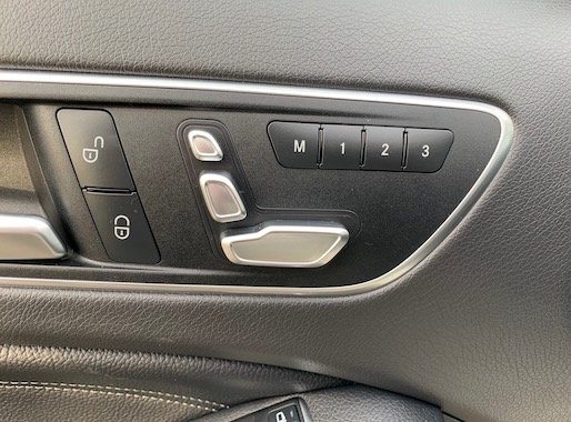 Mercedes A45 AMG VAN