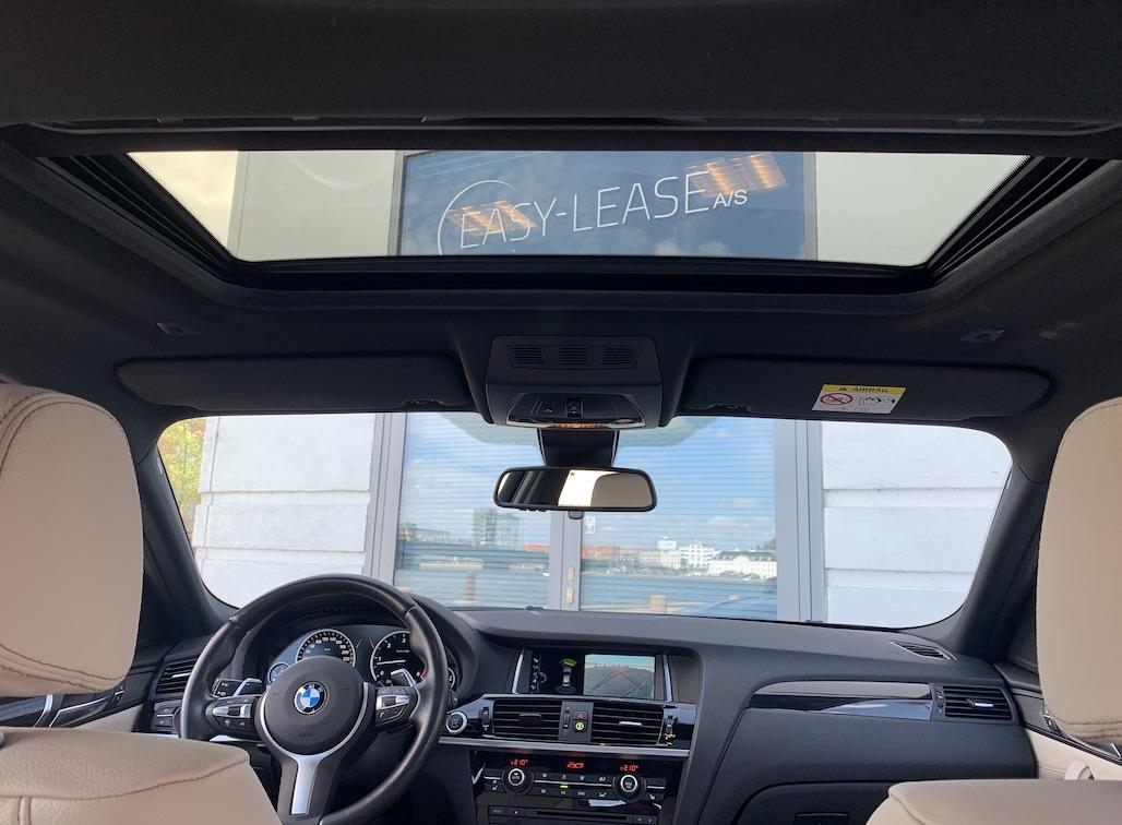BMW X4 xDrive30d      M-Sport