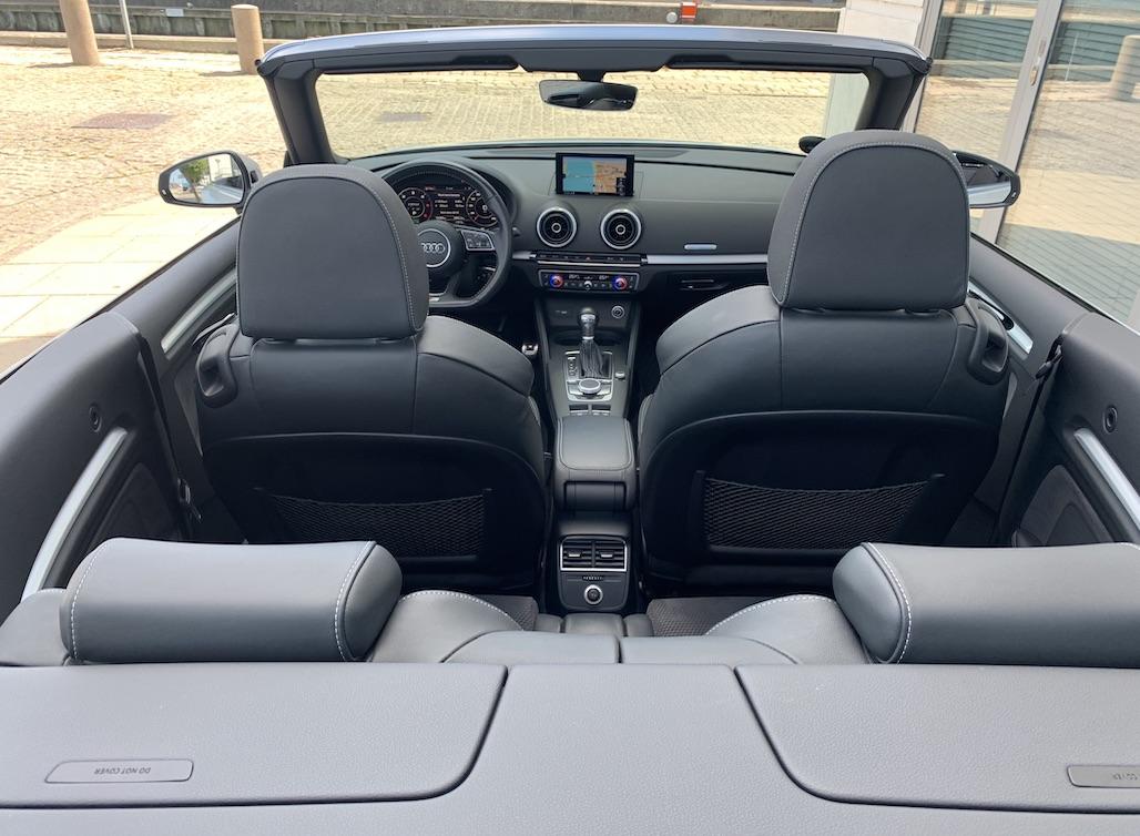 Audi A3 2.0 TDI Cabriolet