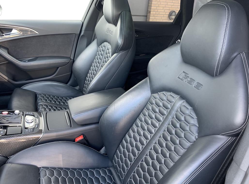Audi RS6 Performance