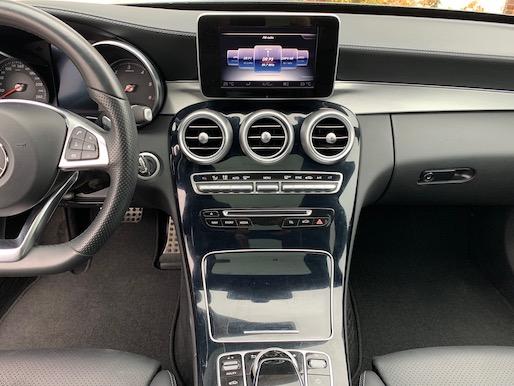 Mercedes-Benz C220T CDI