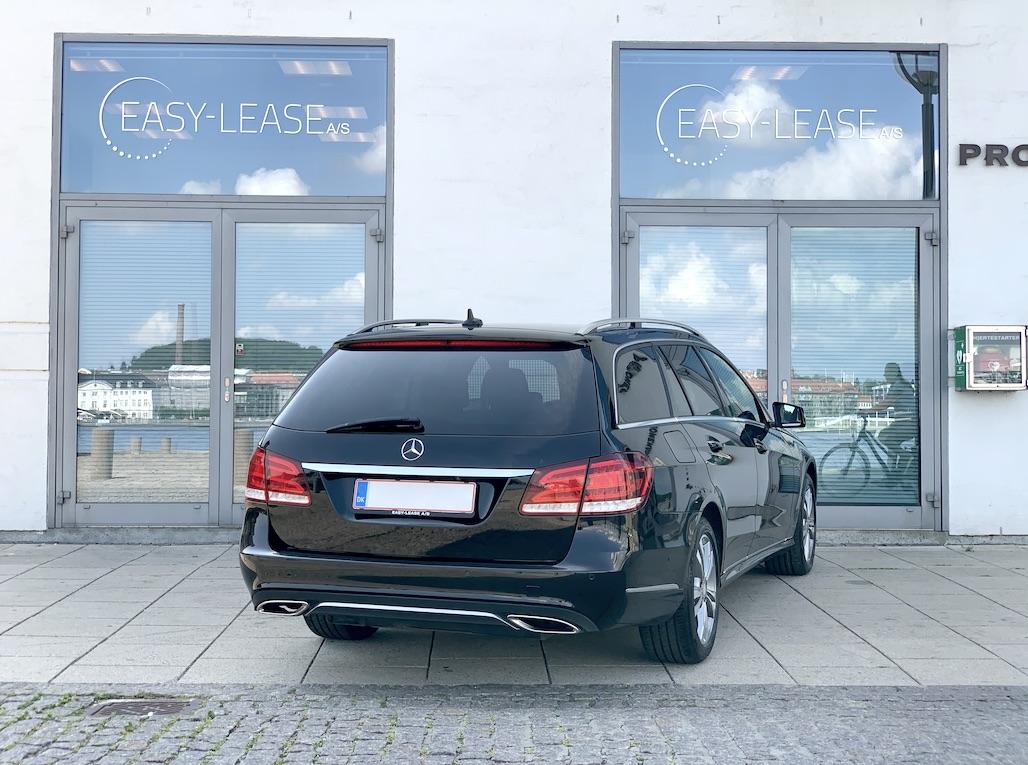 Mercedes E220T CDI