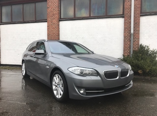 BMW 525d Touring xDrive