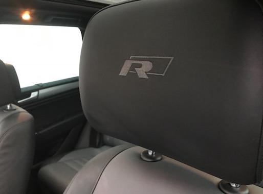 VW Touareq 4,2 V8 TDI R-line