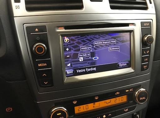 Toyota Avensis T2 1,8 aut.