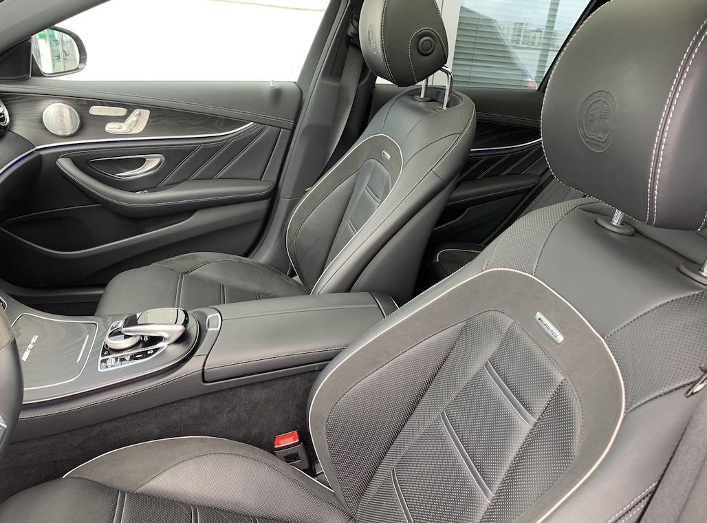 Mercedes E63T S 4M AMG