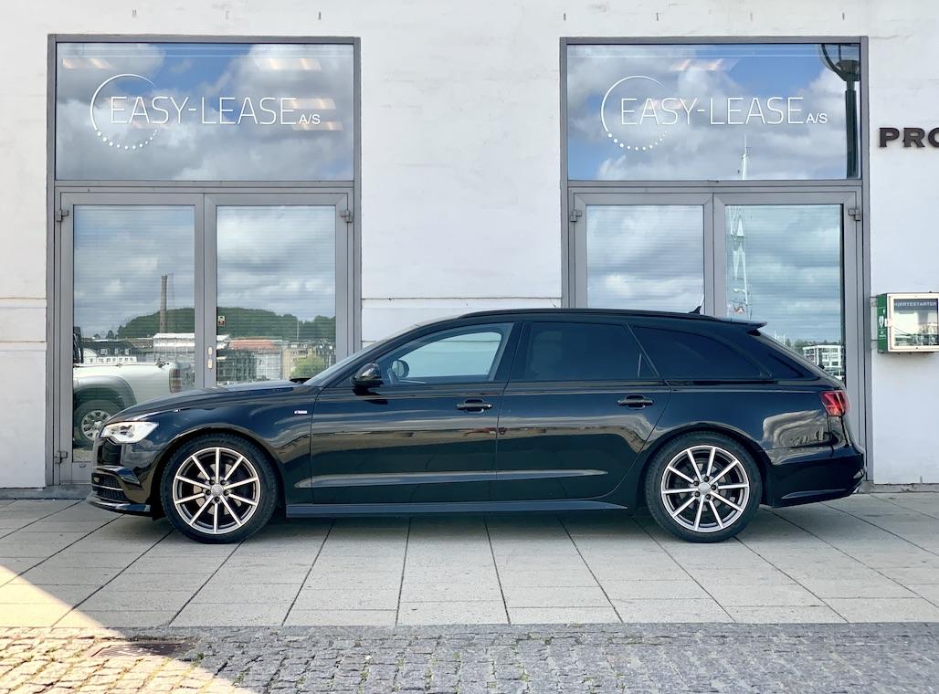 Audi A6 2.0 TDI Avant S-line