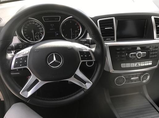 Mercedes-Benz ML350 BE