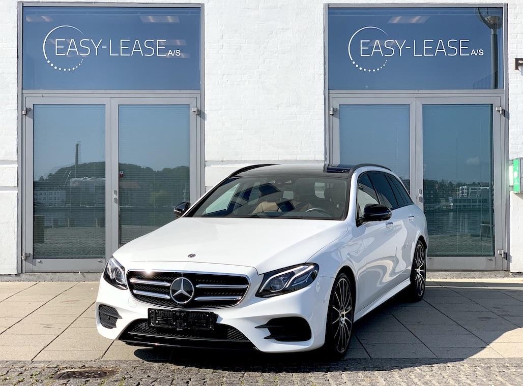 Mercedes E350d T