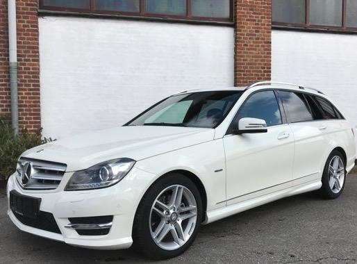 Mercedes C250T CDI Avantgarde