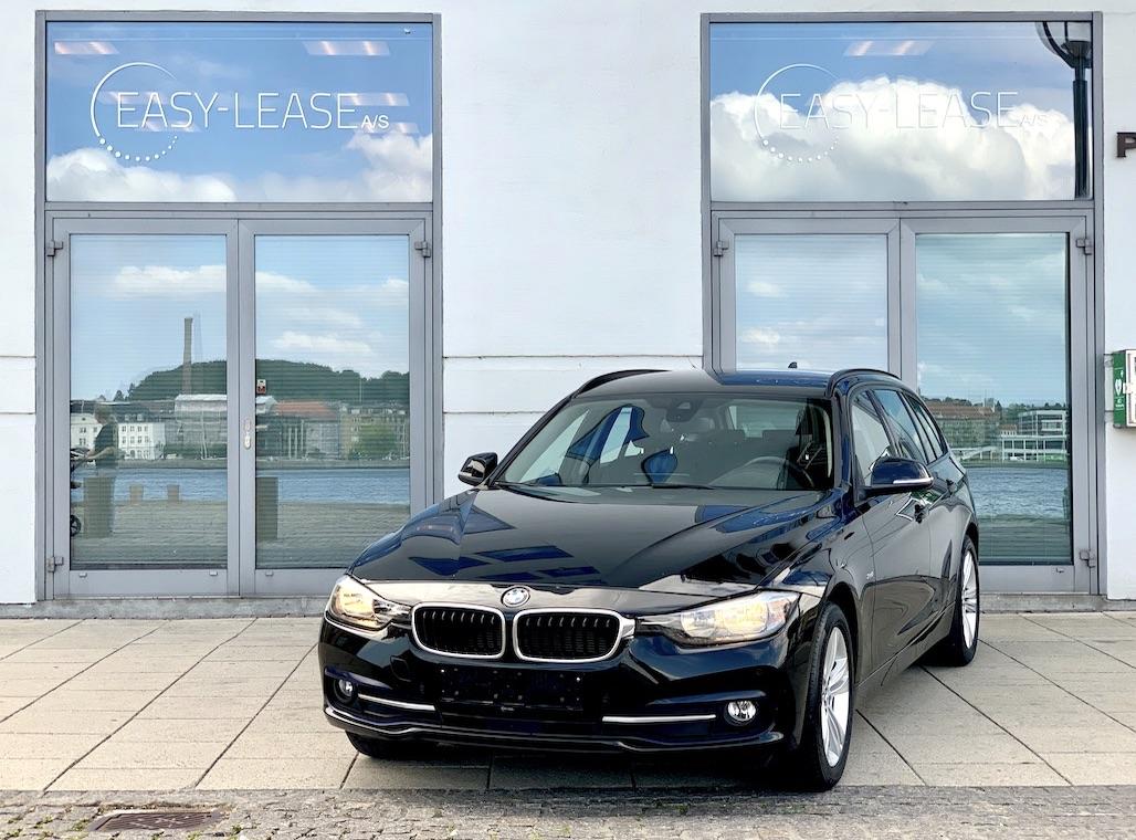 BMW 320d xDrive Sport Line