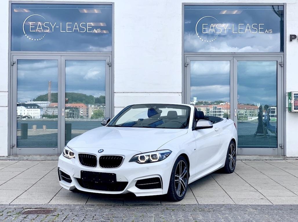 BMW M240i Cabrio xDrive