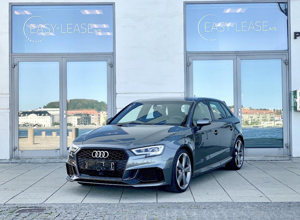 Audi RS3 SB 2,5 TFSI Quattro