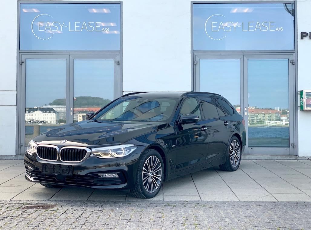 BMW 530d 3.0 Touring Sport