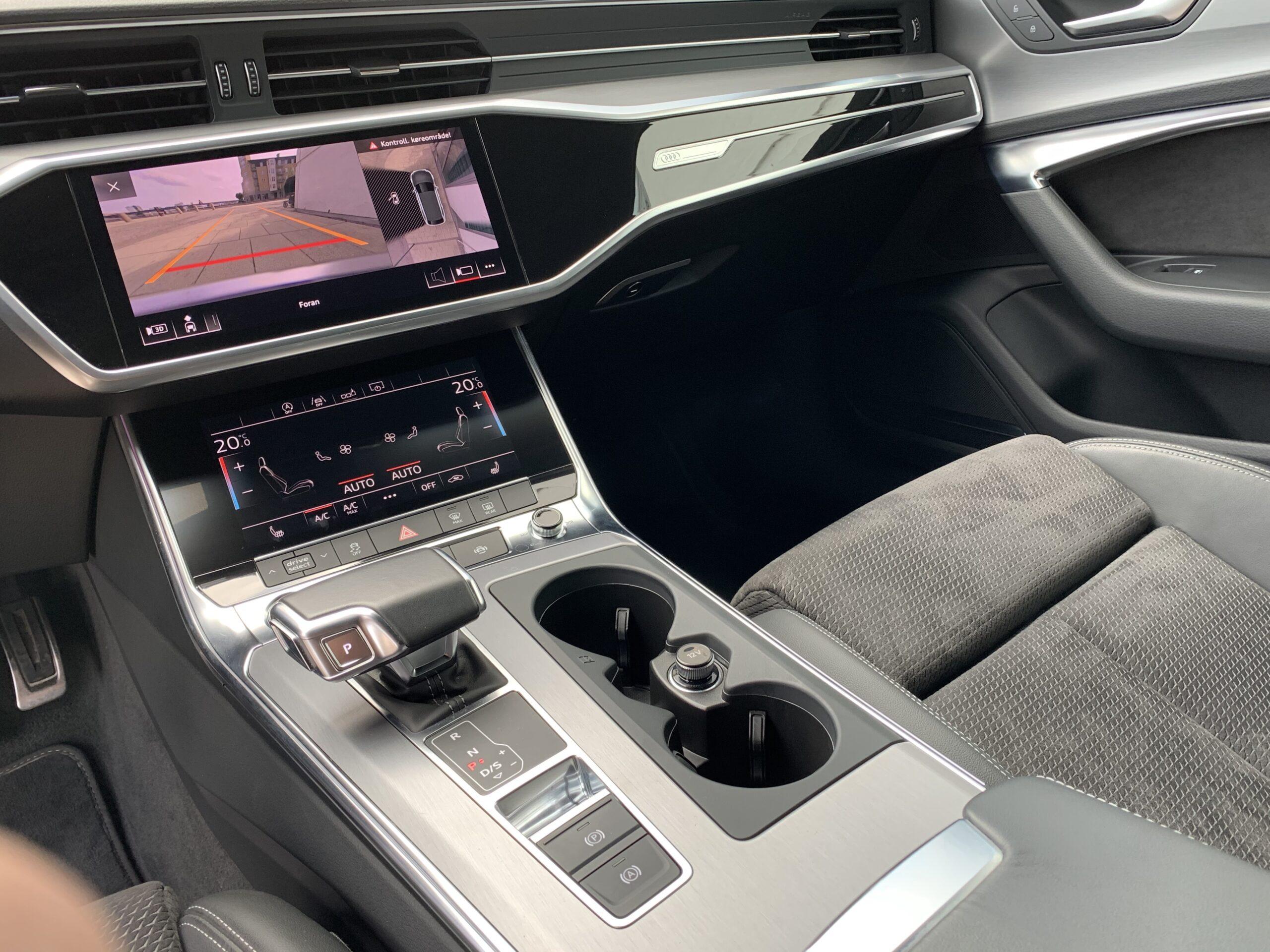 Audi A6 Avant 40 TDI S-Line