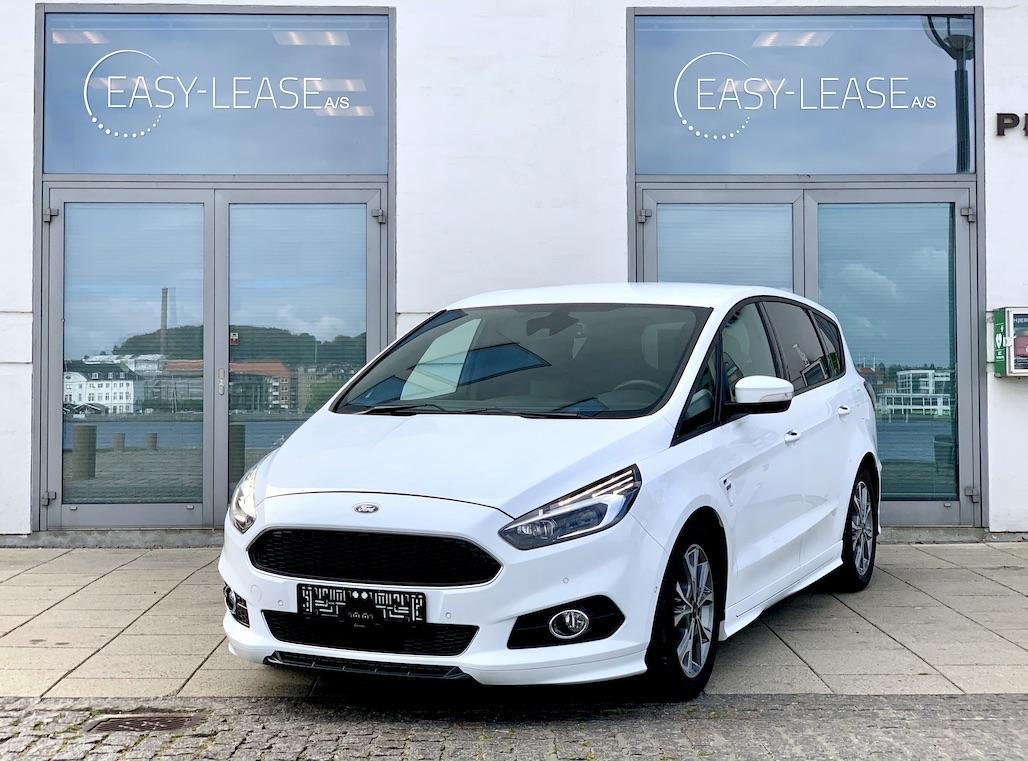 Ford S-max ST TDCI